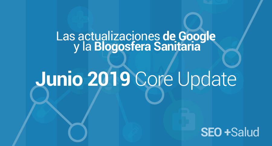 Actualizacion Google junio 2019