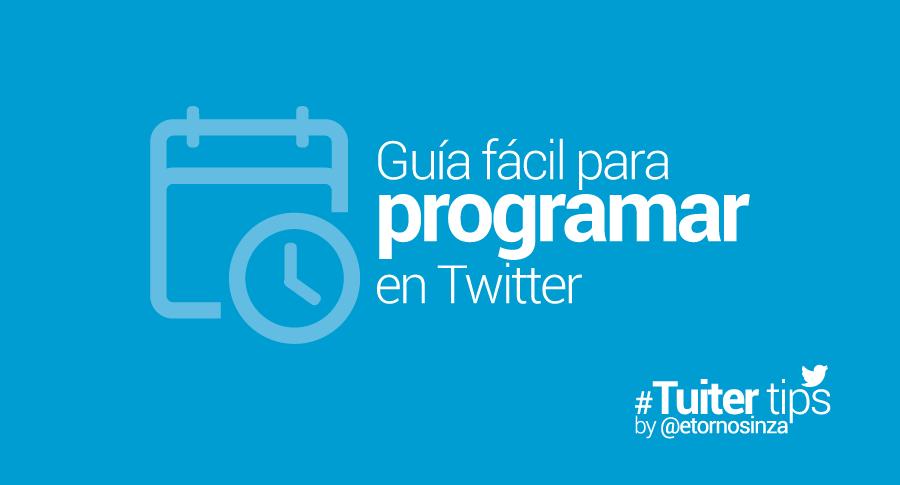 Aprende a programar en Twitter